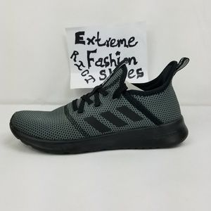 adidas Cloudfoam Pure Schwarz Damen Sneaker B42178 Schuhe